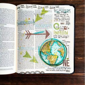 Bible Journaling 2