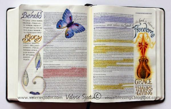 Bible Journaling 3