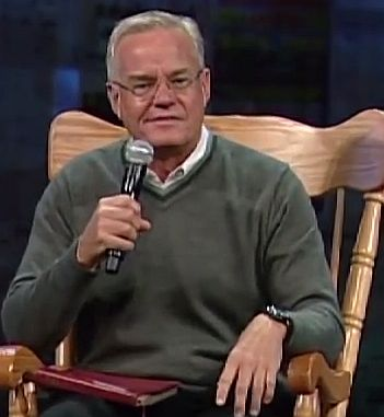 Bill Hybels - Chair Time