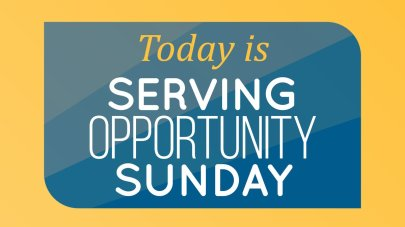 Serving Opportunity