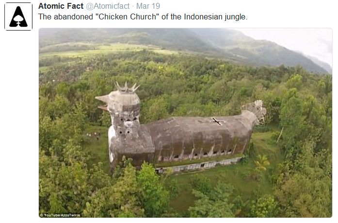 Chicken Church