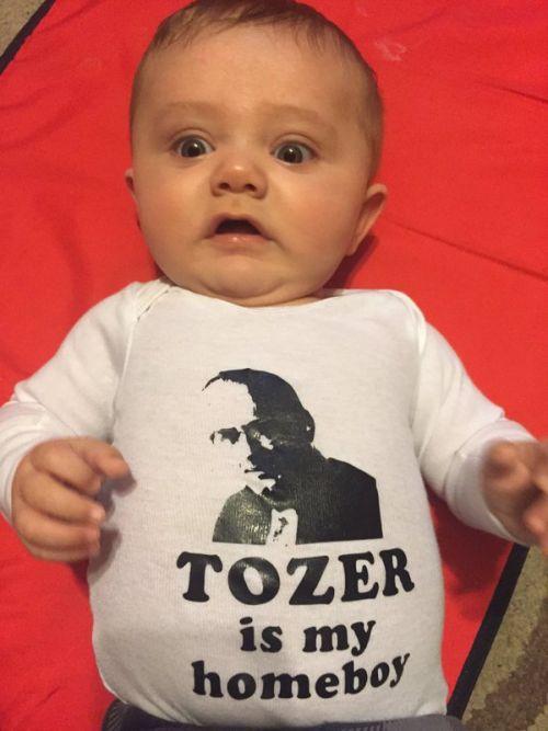 Tozer Onesie