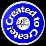created to create logo