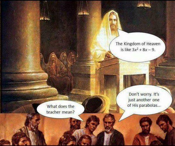 Jesus Parabolas