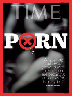 Time Cover - Porn