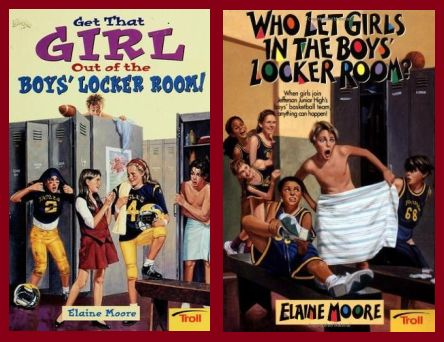 Dated book covers