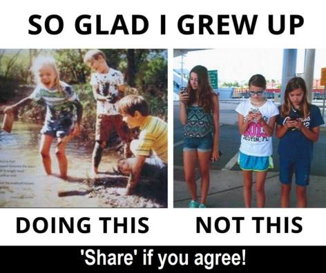 So Glad I Grew Up