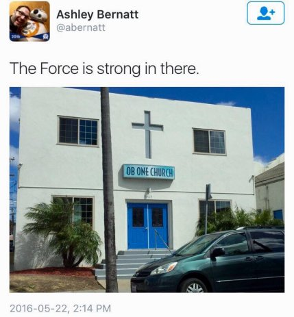 The Force Church