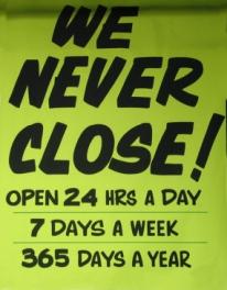 we_never_close
