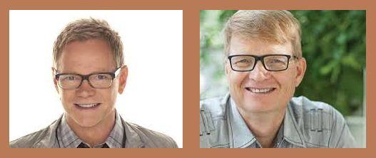Carey Nieuwhof and Steven Curtis Chapman