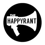 Happy Rant Podcast logo