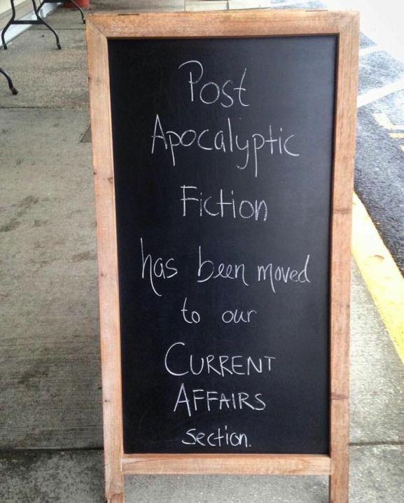 post-apocalyptic-fiction