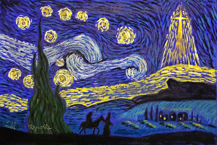 starry-night-holy-night