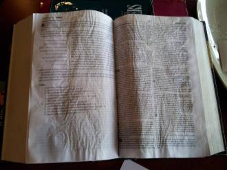 water-damaged-bible