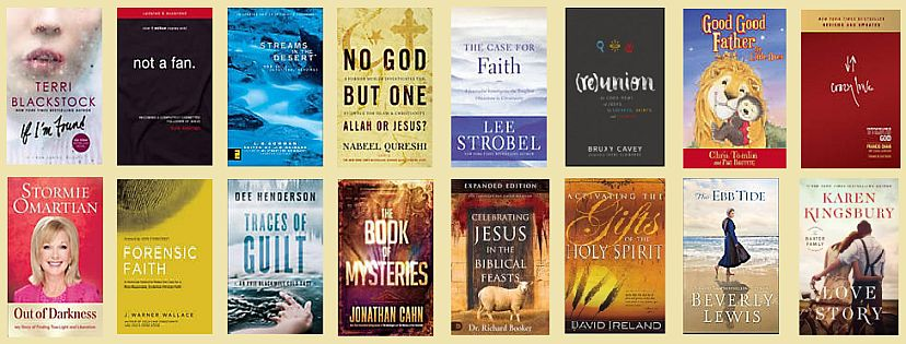 Charts The Real Bestselling Christian Books Thinking Out Loud