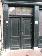 Anne Frank frontdoor